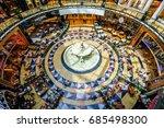 dubai  uae   april 07  mall of... | Shutterstock . vector #685498300
