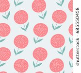 vector seamless pattern with...   Shutterstock .eps vector #685550458