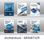 city background business book... | Shutterstock .eps vector #685687129