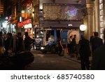turkey istanbul 28.06.17   ... | Shutterstock . vector #685740580