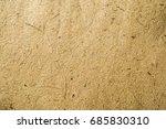 texture of mulberry paper | Shutterstock . vector #685830310