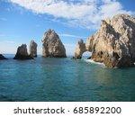 Sailing Around Cabo