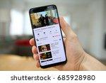 lendelede  belgium   july 28th... | Shutterstock . vector #685928980