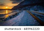 Sunrise Sunrise Hudson River