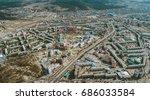 ulan ude  buryatia  russia | Shutterstock . vector #686033584