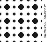 polka dot seamless pattern ... | Shutterstock .eps vector #686104459