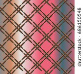 metal grid pattern for design...