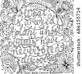 Coloring Page With Motivationa...