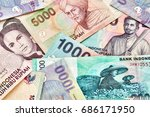 close up picture of indonesian... | Shutterstock . vector #686171950