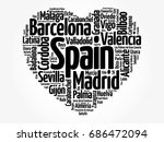 list of cities and towns in... | Shutterstock .eps vector #686472094