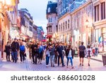 montreal  canada   may 27  2017 ... | Shutterstock . vector #686601028