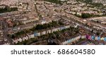 Rows Of Old Terraced Houses In...