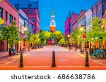 Burlington  Vermont  Usa At...