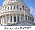 capital building in washington... | Shutterstock . vector #68667187