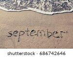 Inscription September On A...