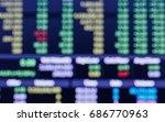 stock photo blur stock number | Shutterstock . vector #686770963