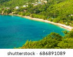 The Beach At Admiralty Bay In...