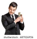 Portrait Of A Business Man...