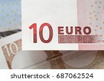 European Currency   Ten Euro...