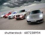 Super Combo Supercars. Porsche...
