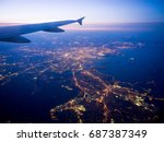 Boston And The Coast Of New...