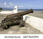 Canon On The Fort Of S O Jo O...