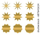 star   vector icon star gold...