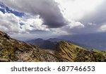specular  landscape view in... | Shutterstock . vector #687746653