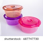 Food Container Or Plastic Food...