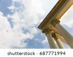 Roman Column Head.