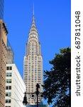 The Chrysler Building  Art Dec...