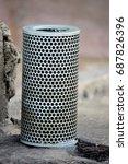 air filter | Shutterstock . vector #687826396
