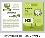 nature ecology and green