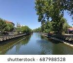 kentpark  sakarya  turkey....   Shutterstock . vector #687988528