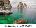 Zingaro Natural Reserve, Sicily, Italy - stock photo