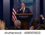 White House Press Secretary...