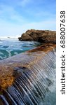 Small photo of Heroldsbay South Africa Waterfall