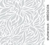grey  abstract seamless ...   Shutterstock .eps vector #688026106
