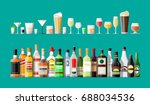 Alcohol Drinks Collection....