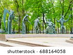 Moscow  Russia   May 11  2015 ...