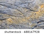 stone background texture... | Shutterstock . vector #688167928