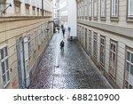 vienna  austria   april 25 ...   Shutterstock . vector #688210900