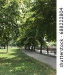 kentpark  sakarya  turkey.... | Shutterstock . vector #688222804