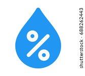 humidity | Shutterstock .eps vector #688262443