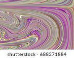 holographic swirl colorful