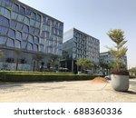 dubai design district   dubai ... | Shutterstock . vector #688360336