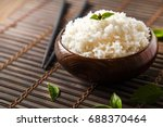Cooked White Rice  Thai Jasmin...