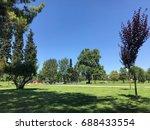 kentpark  sakarya  turkey....   Shutterstock . vector #688433554