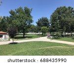 kentpark  sakarya  turkey....   Shutterstock . vector #688435990