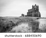 Whitby Abbey Gothic